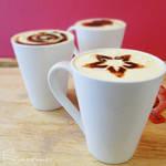 Mockaccino Fondant Puddings