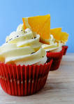 Orange and Poppy Seed Cupcakes