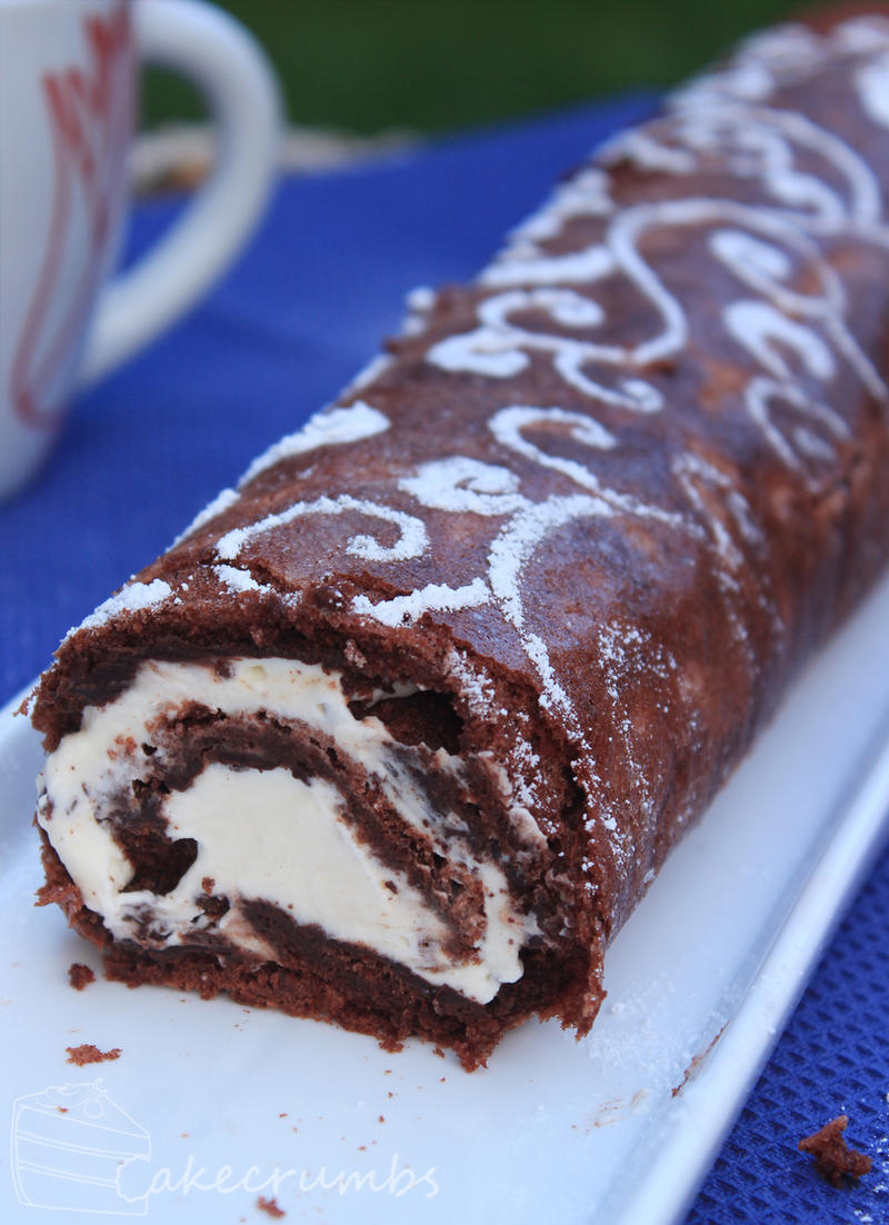 Cook Book Challenge: Week 38 by cakecrumbs