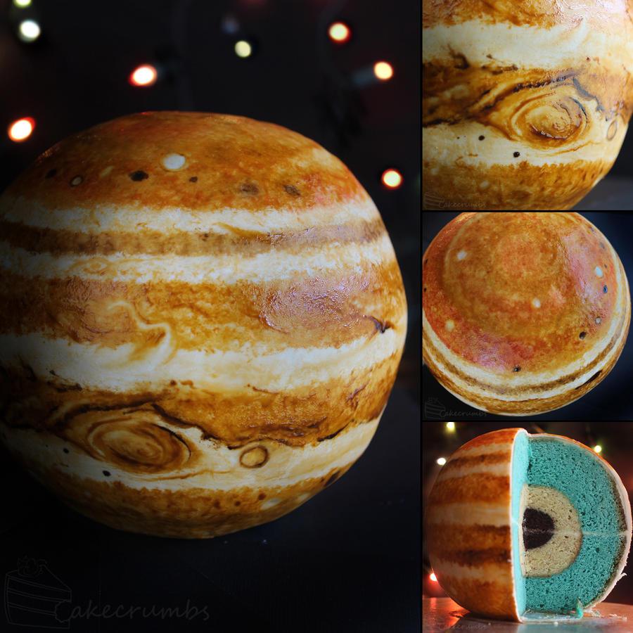 Jupiter Structural Layer Cake