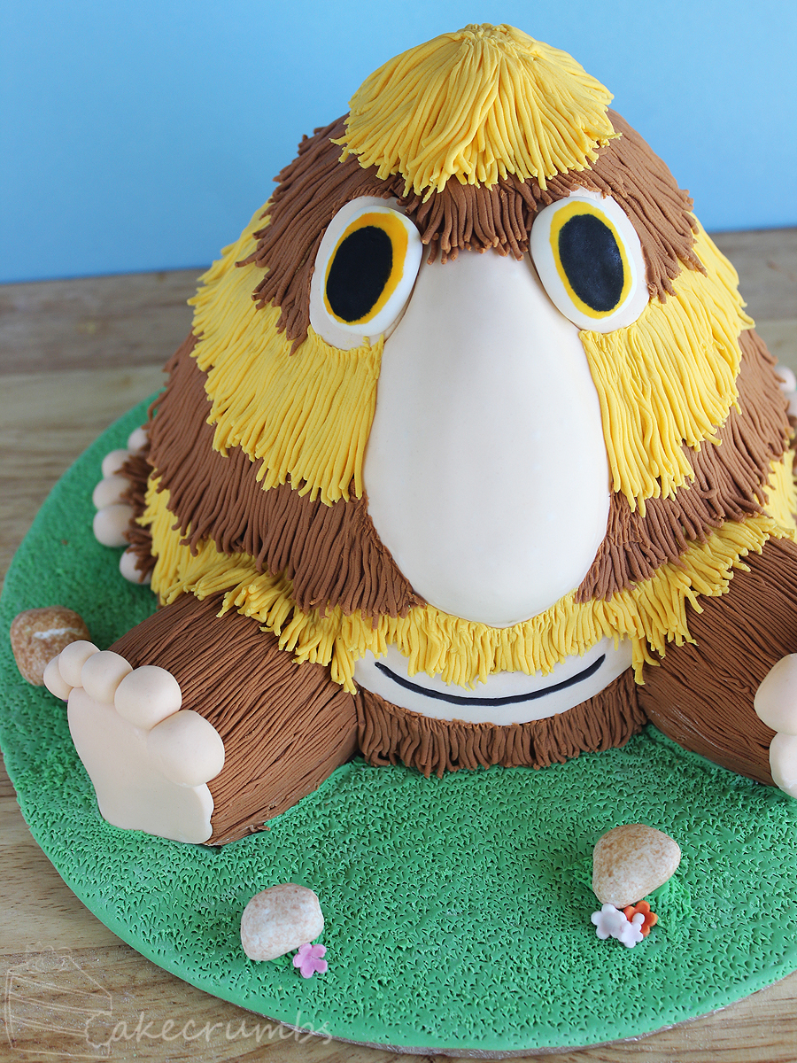 Grug Cake by cakecrumbs
