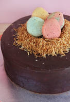 Mexican Chocolate Cake by cakecrumbs