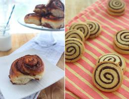 Daring Bakers: Cinnamon Rolls by cakecrumbs