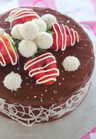 Dark Chocolate Mudcake by cakecrumbs