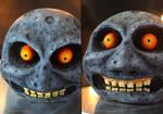 Majora's Mask Moon Cake