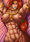 Urbosa leyend of zelda by reportgg