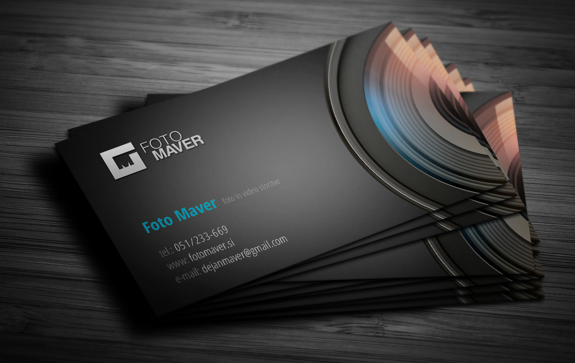 Business Card Photo Studio By Jodlar On Deviantart