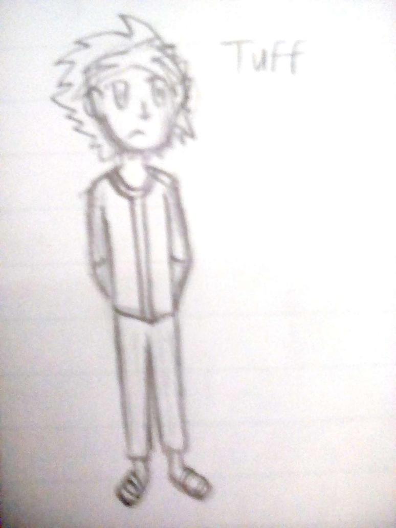 March Sketch 1 - Tuff by CrazyRatopia