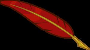 Vector: Quill pen