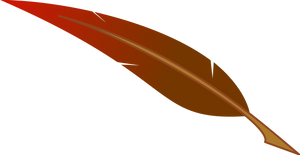 Vector: Slade feather