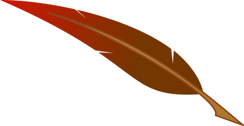 Vector: Slade feather