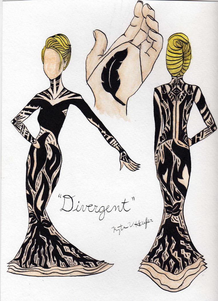 Divergent by spunkyK101