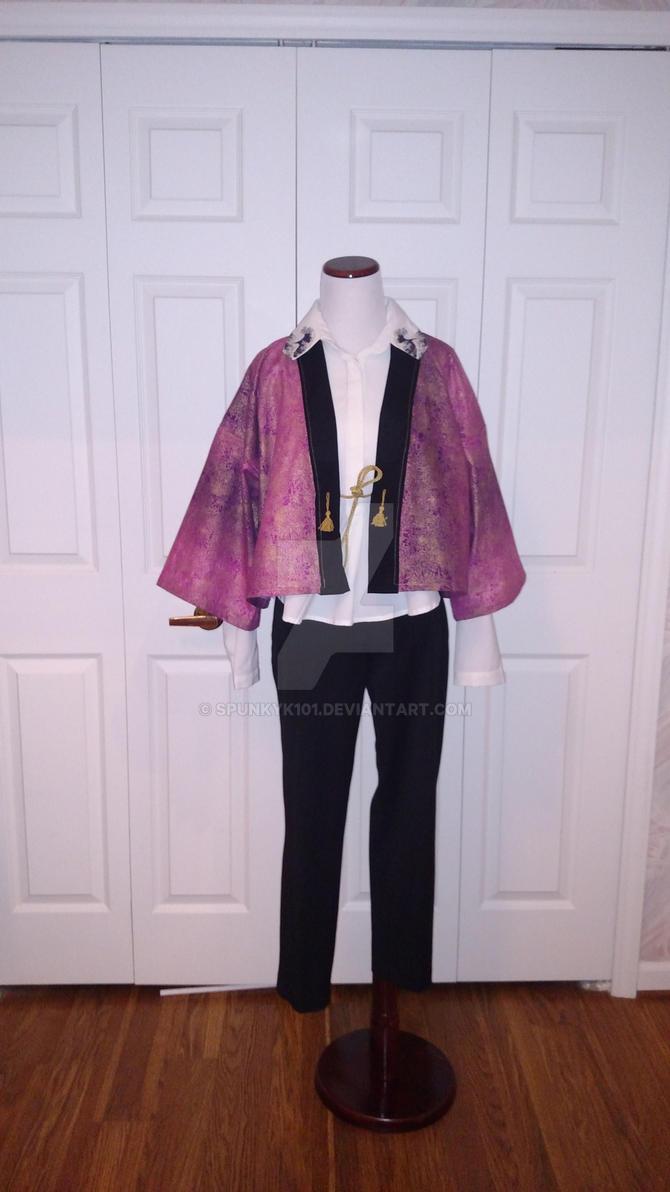 Kimono Jacket by spunkyK101