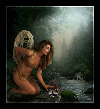 Friend of Nature by itsurdestiny