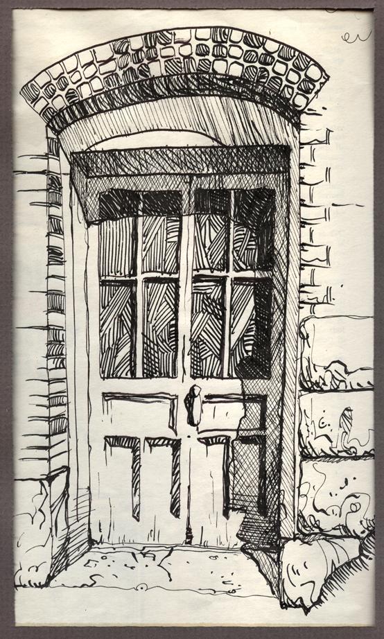 Old Doors By MJBivouac