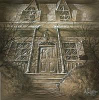 October Manor by MJBivouac