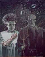 Transylvanian Gothic by MJBivouac