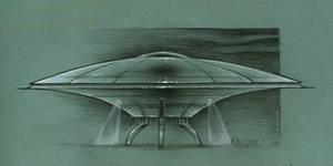 Flying Saucer design
