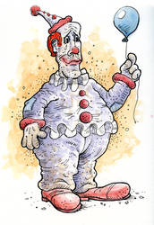 Stumbles the Clown