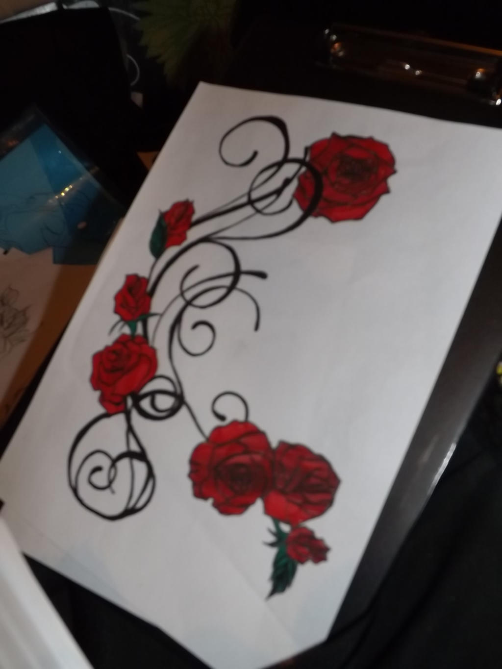 Rose hip tattoo by saminaali on deviantart rose hip tattoo by saminaali rose hip tattoo by saminaali urmus Image collections