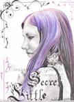 Little Secret by DarkGirlDrawings