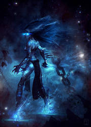 Astral Witch by CTalmage