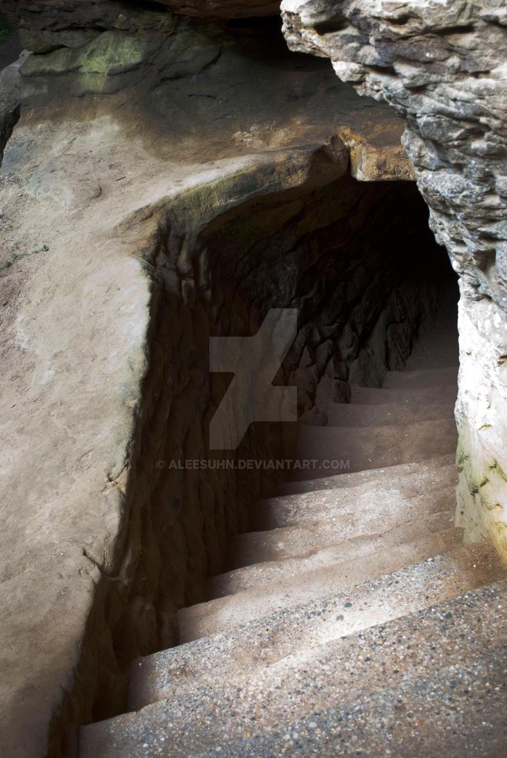 Stairs by Aleesuhn