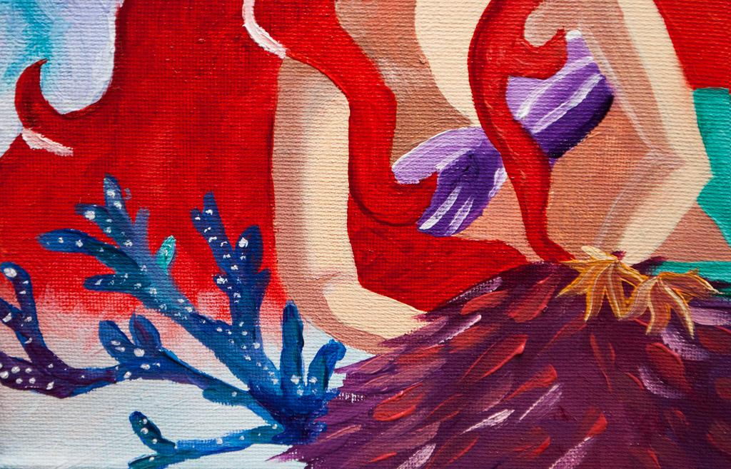 Ariel Detail.2 by Aleesuhn