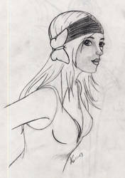 Bohemian Girl by AutumnOwl