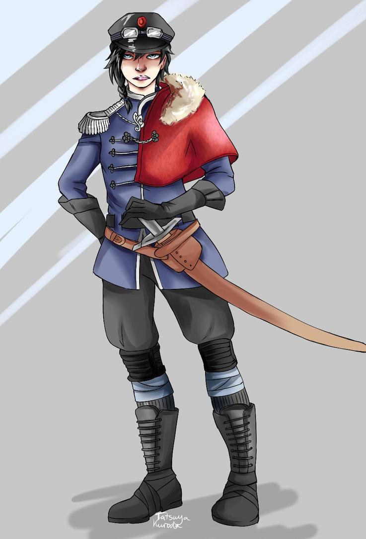 the Captain by TatsuyaKuroda