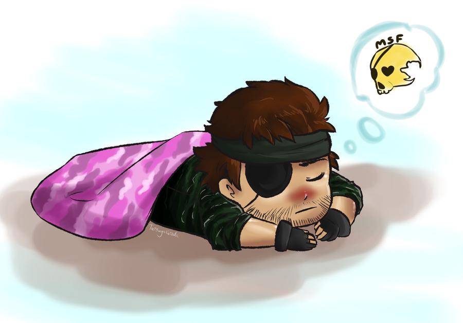 Sleepy Big Boss by TatsuyaKuroda