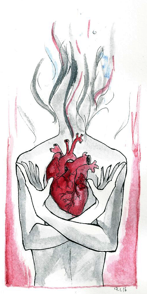 heart by TatsuyaKuroda