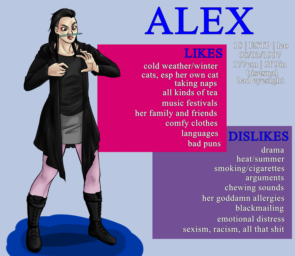 meet the ALEX by TatsuyaKuroda