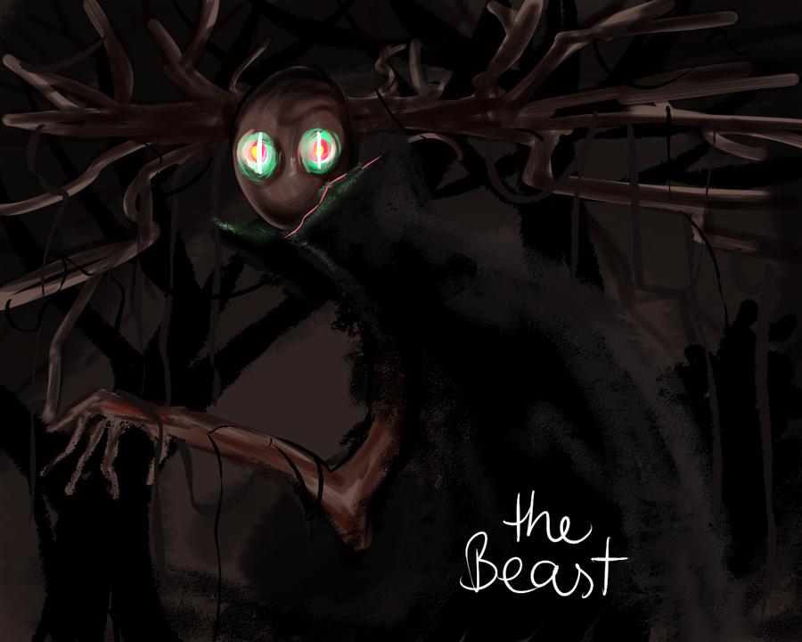 the Beast Speed-drawing by TatsuyaKuroda