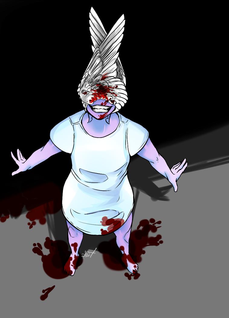 Masked Murderer by TatsuyaKuroda