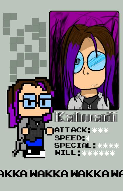8-bit Bandwagon by Kalwadi