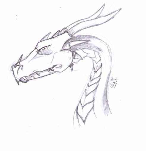 Dragon by Kalwadi