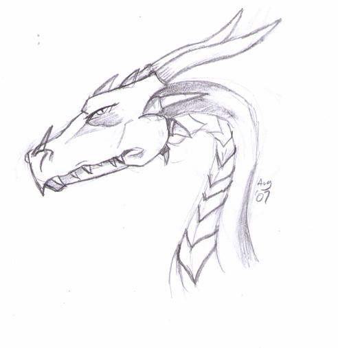 Dragon by Kalwadi