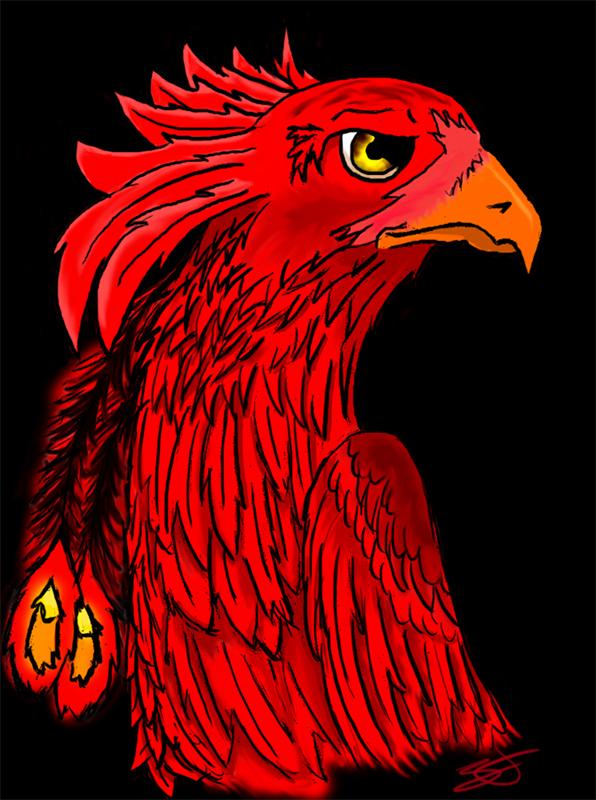 Phoenix by Kalwadi