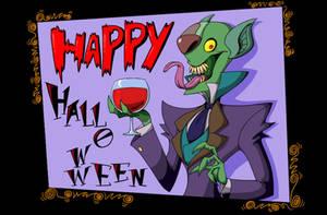Halloween Greetings 2020