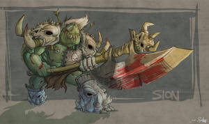 sion the slaughterer