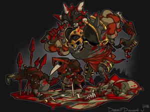 Darkest Dungeon Fan art: Plague Doctor Delusions