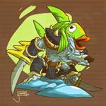Viking Squad: Snowclaw Fishback