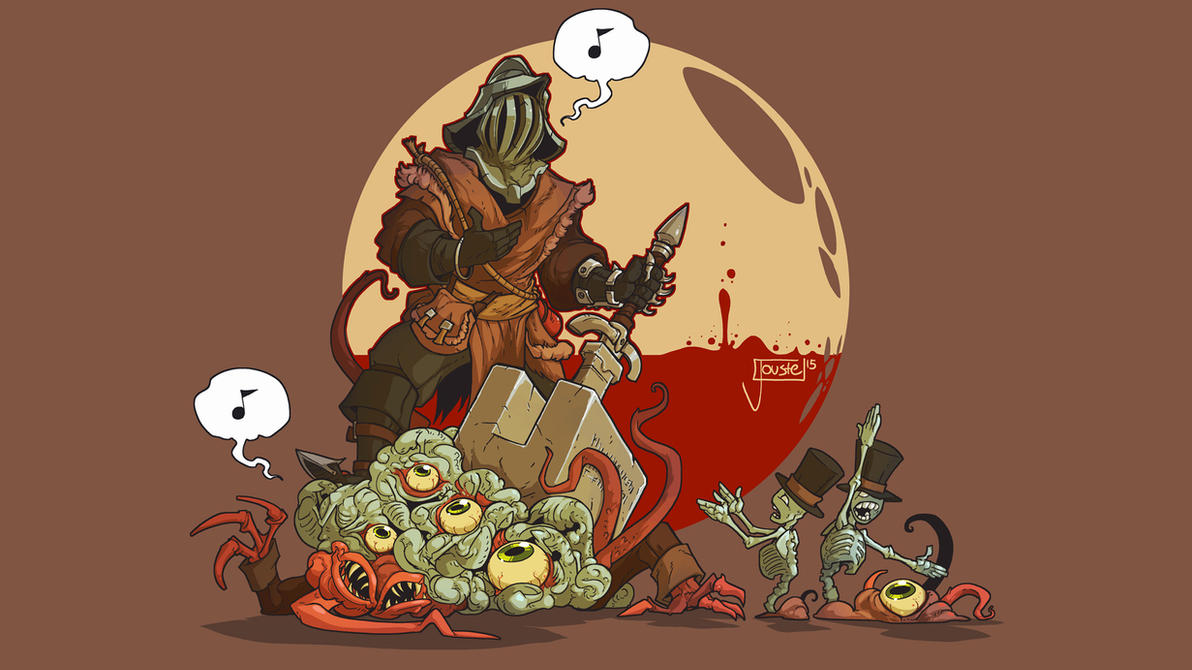 Bloodborne Harmony by jouste