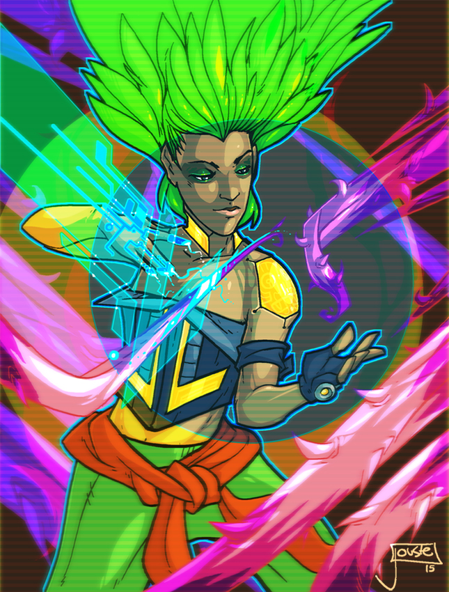 Android Netrunner: Alt-Art Quetzal by jouste