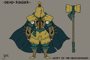 COTND: Dead Ringer Boss Concept