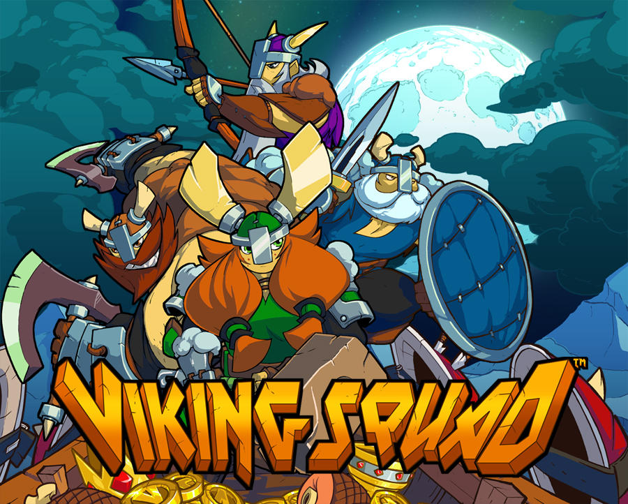 Viking Squad is out!