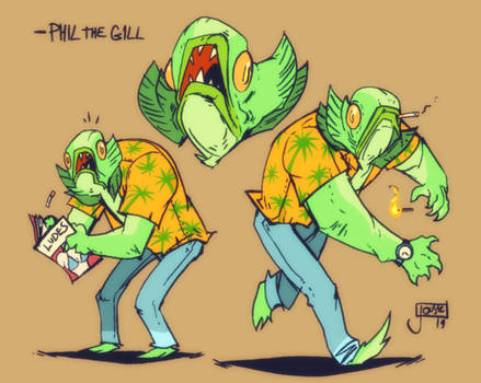 Phil the Gill