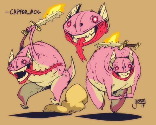 Capperjack the Sworded Demon