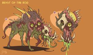 Beast of the Bog exploration for Griftlands